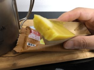 なると金時の洋風芋ようかん/セブンイレブン