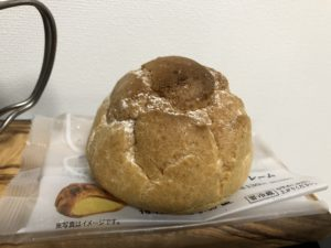 Cream Puff/LAWSON