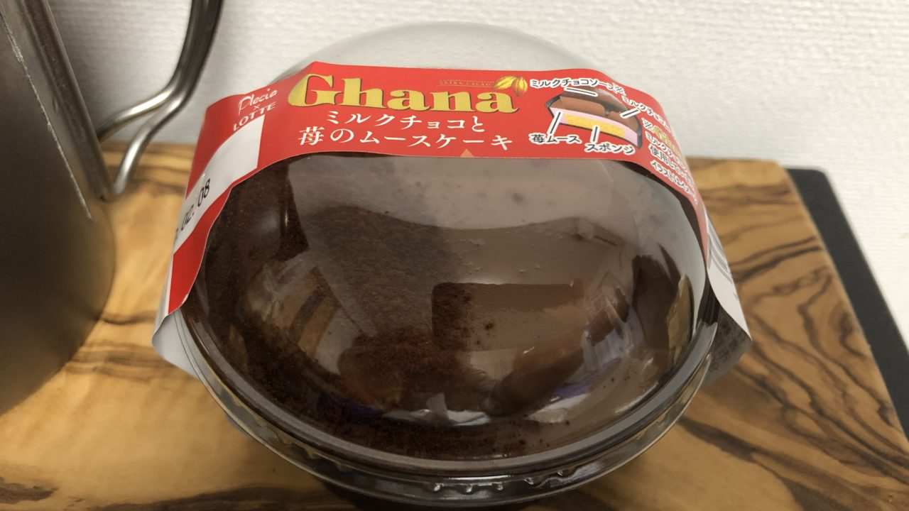Chocolate Cake/Precia(LOTTE)