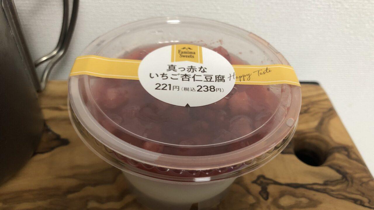 Almond Jelly/Family Mart