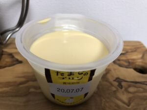 Egg Pudding/LAWSON(TORAKU)