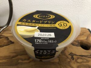 Pudding/Family Mart(RIZAP)