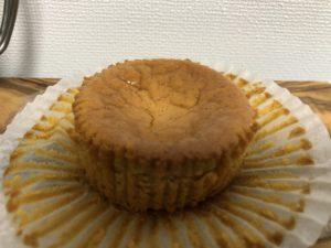 キャラメルバスクチーズケーキ/セブンイレブン