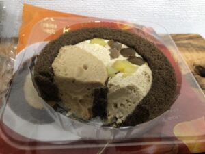 KIHACHI秋のロールケーキマロンティラミス/ファミリーマート