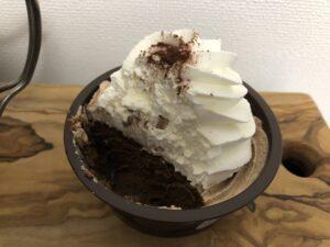 Chocolate Souffle & Cream/Family Mart