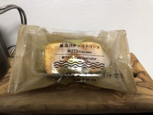 Cream Cheese Terrine/LAWSON