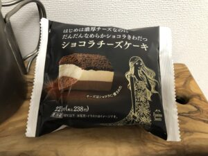 Chocolate Cheese Cake/Family Mart