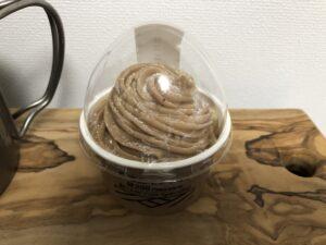 Rich Mont Blanc Cake/LAWSON
