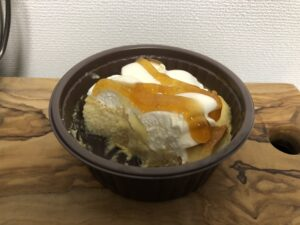 Bread Pudding/Seven Eleven