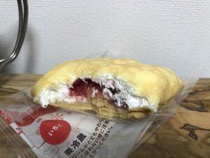 Strawberry Crepe /Seven Eleven