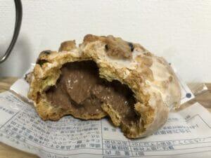 チョコチップシュークリーム/ファミリーマート