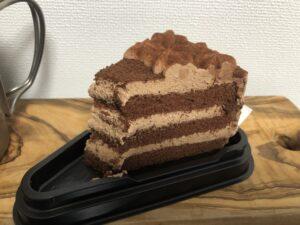FUJIYA Chocolate Cake/Seven Eleven