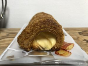 PIE CORNET with Custard Whipped Cream/LAWSON