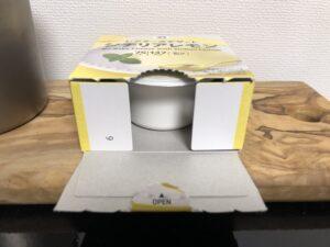 レアチーズデザートシチリアンレモン/セブンイレブン
