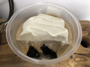 Coffee Jelly & Mousse/Seven Eleven
