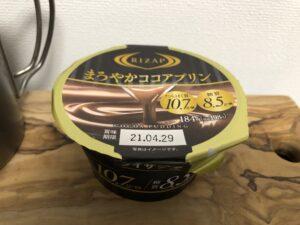 RIZAP Cocoa Pudding/Family Mart