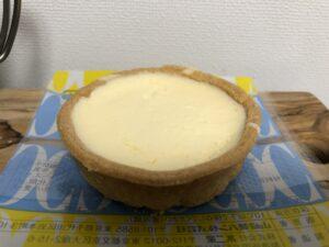 Hokkaido No-Bake Cheese Tart/Seven Eleven(FUJIYA)